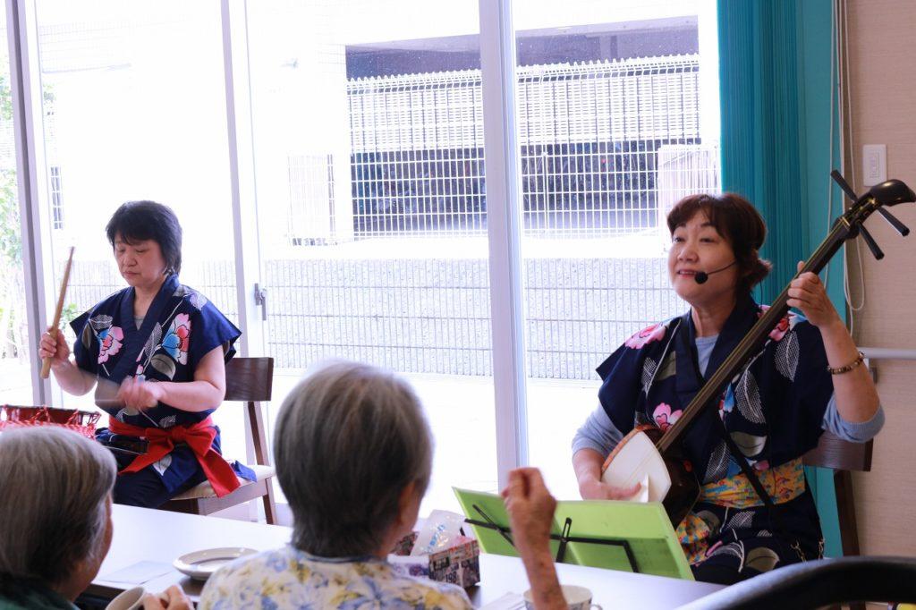 音楽喫茶コンサート開催‼